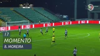 FC P.Ferreira, Jogada, Bruno Moreira aos 17'