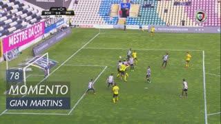 FC P.Ferreira, Jogada, Gian Martins aos 78'