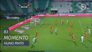 Vitória FC, Jogada, Nuno Pinto aos 83'