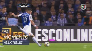 FC Porto, Jogada, Alex Telles aos 42'
