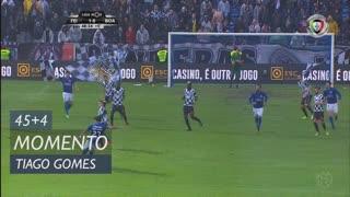 CD Feirense, Jogada, Tiago Gomes aos 45'+4'