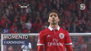 SL Benfica, Jogada, F. Krovinovic aos 51'