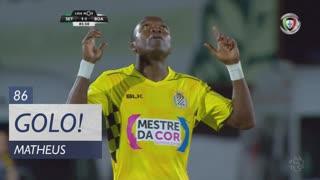 GOLO! Boavista FC, Mateus aos 86', Vitória FC 1-1 Boavista FC