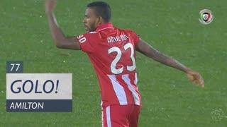 GOLO! CD Aves, Amilton aos 77', CD Aves 1-2 Moreirense FC