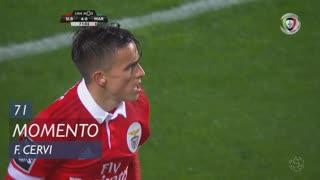 SL Benfica, Jogada, F. Cervi aos 71'