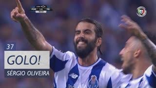 GOLO! FC Porto, Sérgio Oliveira aos 37', FC Porto 1-0 CD Feirense