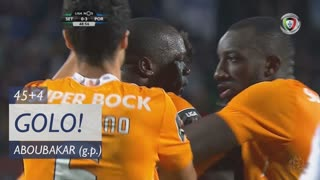 GOLO! FC Porto, Aboubakar aos 45'+4', Vitória FC 0-3 FC Porto