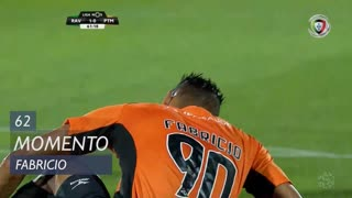 Portimonense, Jogada, Fabricio aos 62'