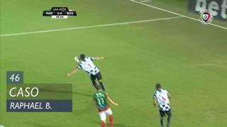 Boavista FC, Caso, Raphael Rossi aos 46'