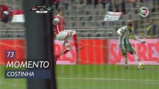 Vitória FC, Jogada, Costinha aos 73'