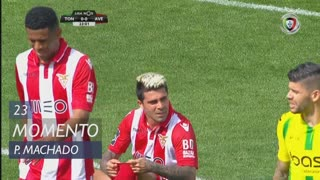 CD Aves, Jogada, Paulo Machado aos 23'