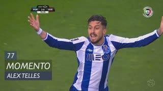 FC Porto, Jogada, Alex Telles aos 77'