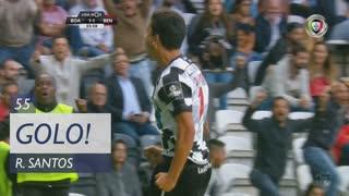 GOLO! Boavista FC, Renato Santos aos 55', Boavista FC 1-1 SL Benfica