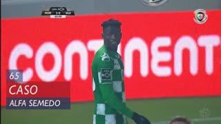 Moreirense FC, Caso, Alfa Semedo Esteves aos 65'