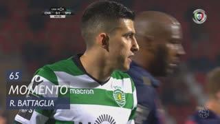 Sporting CP, Jogada, Rodrigo Battaglia aos 65'