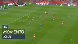 SL Benfica, Jogada, Jonas aos 36'