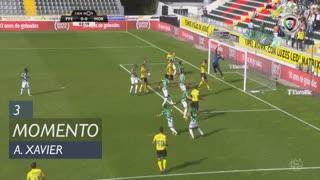 FC P.Ferreira, Jogada, António Xavier aos 3'