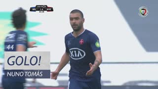GOLO! Belenenses SAD, Nuno Tomás aos 44', Belenenses SAD 1-4 CD Aves