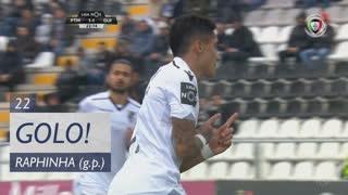 GOLO! Vitória SC, Raphinha aos 22', Portimonense 1-1 Vitória SC