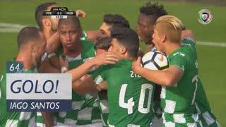 GOLO! Moreirense FC, Iago Santos aos 64', FC P.Ferreira 2-2 Moreirense FC