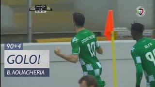 GOLO! Moreirense FC, B. Aouacheria aos 90'+4', Moreirense FC 2-0 FC P.Ferreira