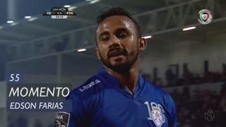 CD Feirense, Jogada, Edson Farias aos 55'