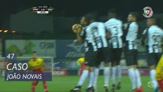 Rio Ave FC, Caso, João Novais aos 47'