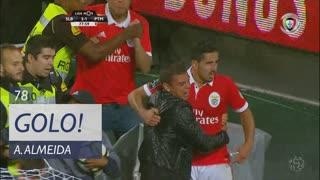 GOLO! SL Benfica, André Almeida aos 78', SL Benfica 2-1 Portimonense