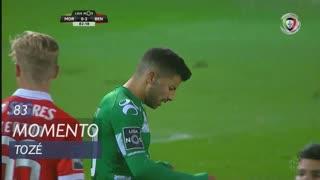 Moreirense FC, Jogada, Tozé aos 83'