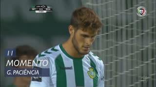 Vitória FC, Jogada, Gonçalo Paciência aos 11'