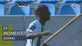 Vitória FC, Jogada, Edinho aos 54'