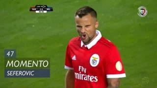 SL Benfica, Jogada, H. Seferovic aos 47'