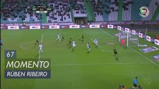 Sporting CP, Jogada, Rúben Ribeiro aos 67'