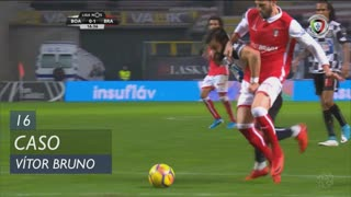 Boavista FC, Caso, Vítor Bruno aos 16'