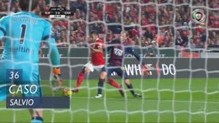 SL Benfica, Caso, Salvio aos 36'