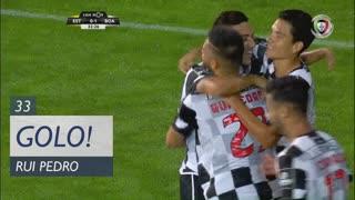 GOLO! Boavista FC, Rui Pedro aos 33', Estoril Praia 0-2 Boavista FC