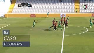 Moreirense FC, Caso, E. Boateng aos 85'