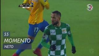 Moreirense FC, Jogada, Neto aos 55'