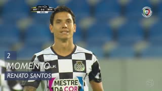 Boavista FC, Jogada, Renato Santos aos 2'