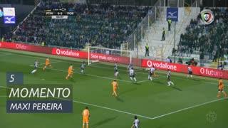 FC Porto, Jogada, Maxi Pereira aos 5'