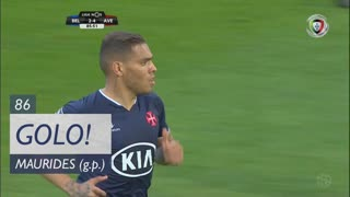 GOLO! Belenenses SAD, Maurides aos 86', Belenenses SAD 2-4 CD Aves
