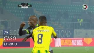 Vitória FC, Caso, Edinho aos 79'