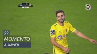 FC P.Ferreira, Jogada, António Xavier aos 59'