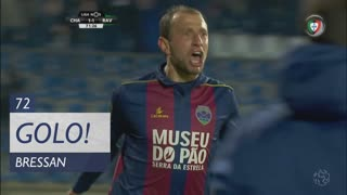 GOLO! GD Chaves, Bressan aos 72', GD Chaves 1-1 Rio Ave FC