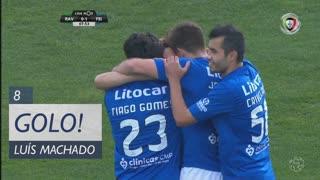 GOLO! CD Feirense, Luís Machado aos 8', Rio Ave FC 0-1 CD Feirense