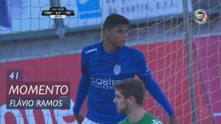 CD Feirense, Jogada, Flávio Ramos aos 41'