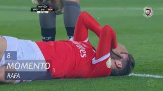 SL Benfica, Jogada, Rafa aos 8'