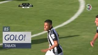 GOLO! Portimonense, Bruno Tabata aos 85', Portimonense 2-1 Boavista FC