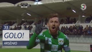 GOLO! Moreirense FC, Arsénio aos 33', Moreirense FC 2-0 Vitória SC