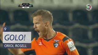 GOLO! Portimonense, Oriol Rosell aos 9', Portimonense 1-1 Vitória FC